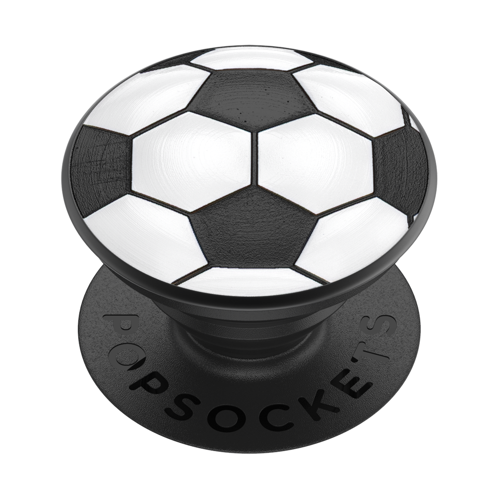 Sports Ball_Soccer Ball, PopSockets