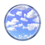 Mirage Cloudy Skies, PopSockets
