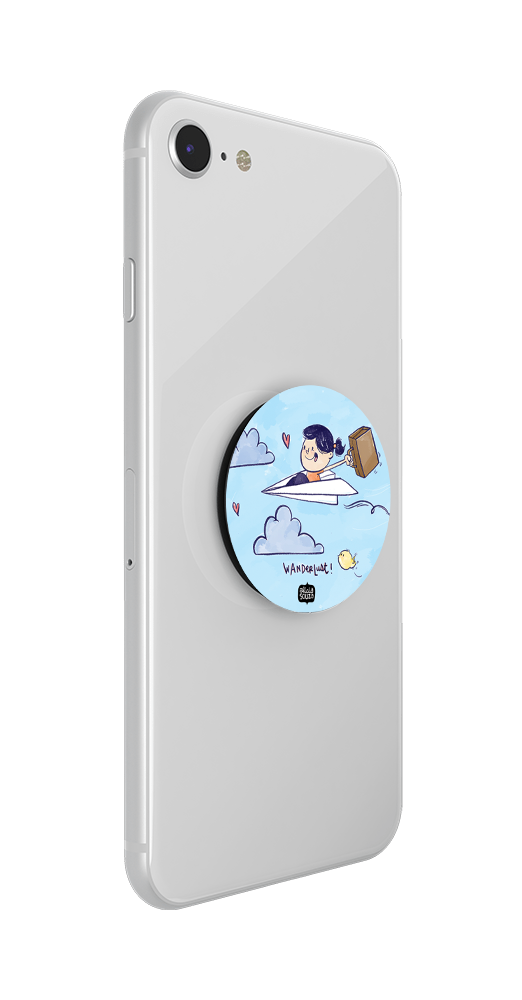 Wanderlust By Alicia Souza, PopSockets