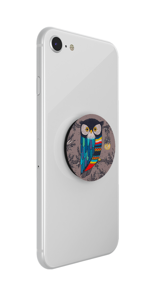 I'm A Night Owl by Rohan, PopSockets