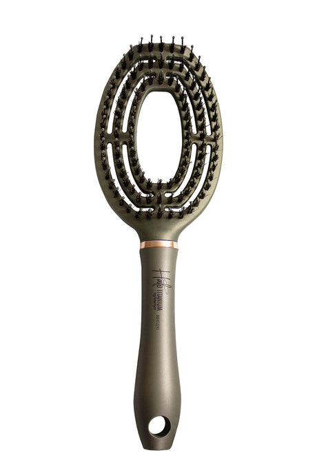 Marilyn Brush - Halo Titanium Paddle Brush