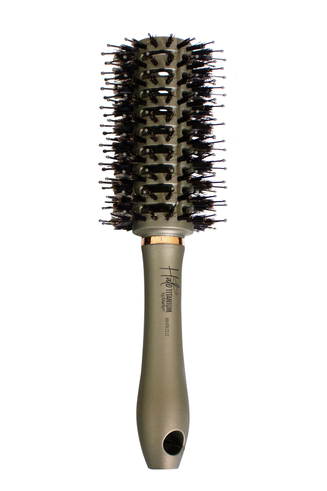 Marilyn Brush - Halo Titanium Round 2.5in