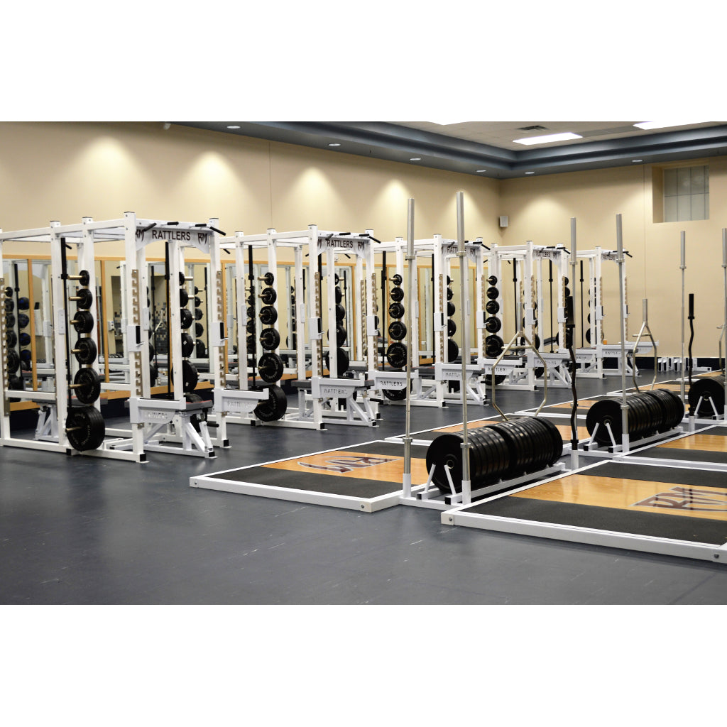 ETE Weight Room Set Up
