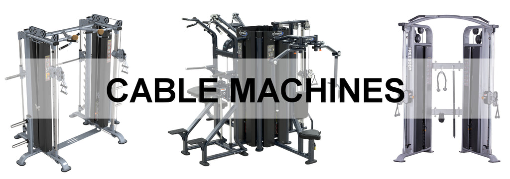 Functional Trainer, Smith Machine, Multi Gym for sale