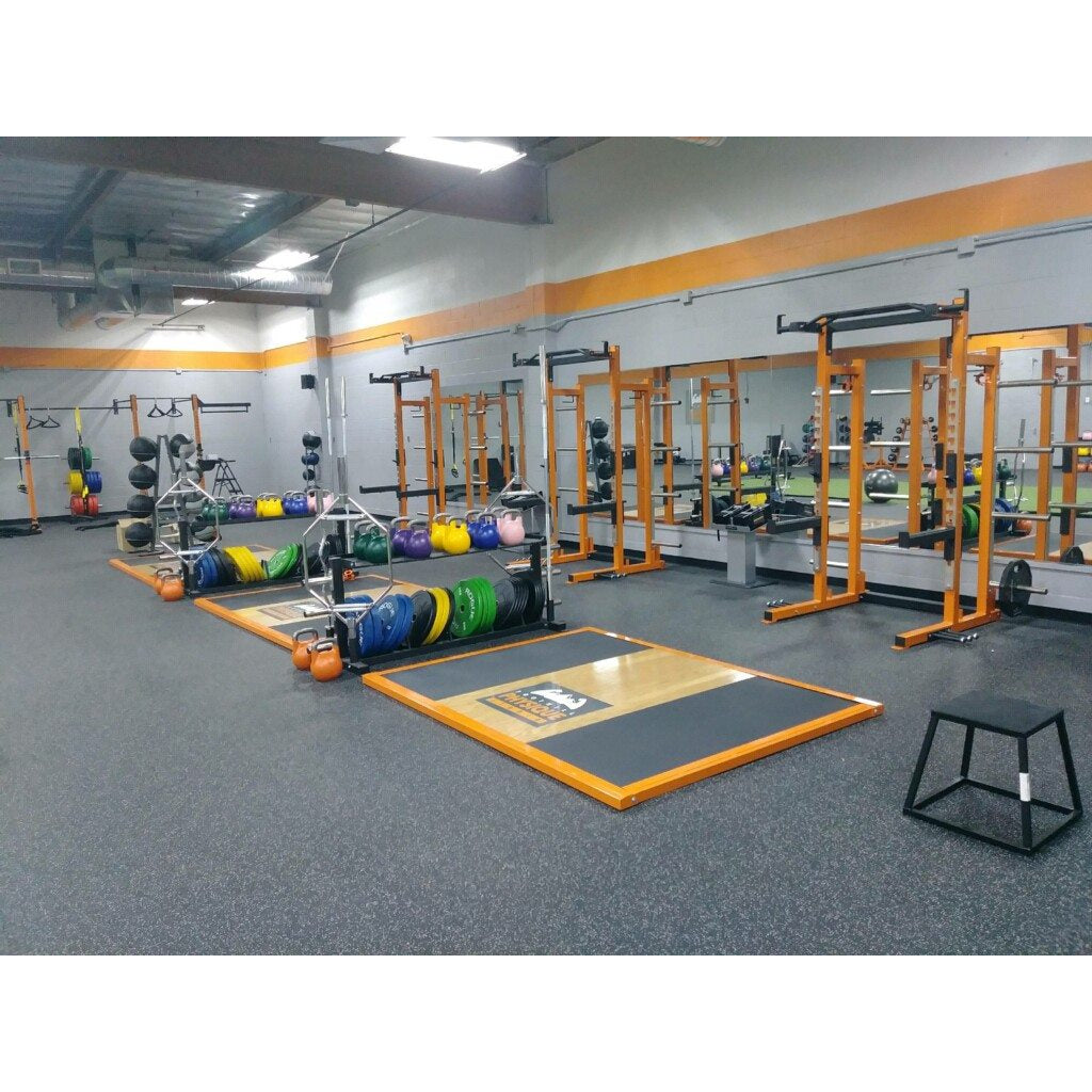 ETE Full Gym Set Up
