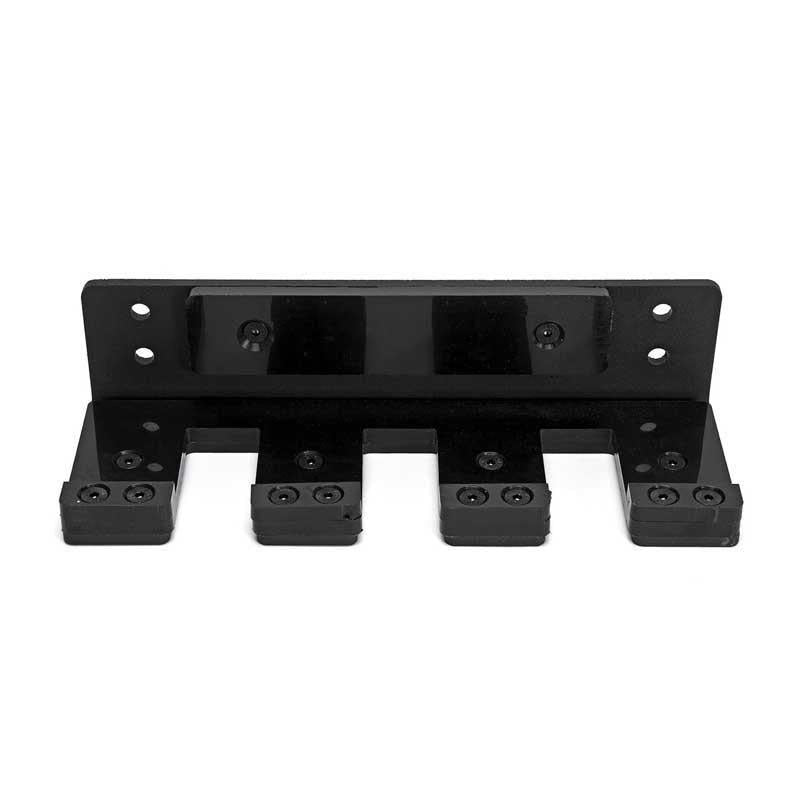 Wall Mount Vertical Bar Hanger