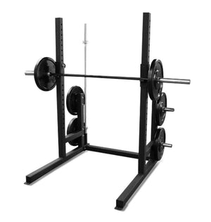 Deluxe Squat Rack with Pull Up Bar 4-6 Week Lead Time