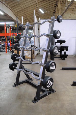 Barbell Rack (5 or 10 Curl Bar Set) 4 to 6 Week Lead Time