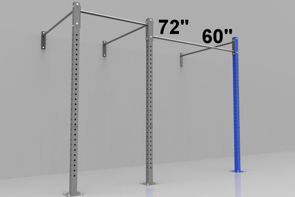 Add 6ft Section to Wall Mounted Rig 4 to 6 Week Lead Time