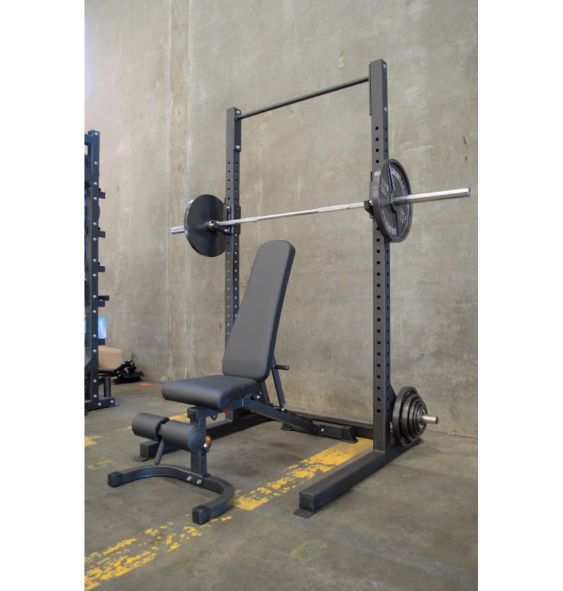 7.5 Ft Basic Squat Rack Package