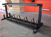 Olympic Plate Dumbbell Rack