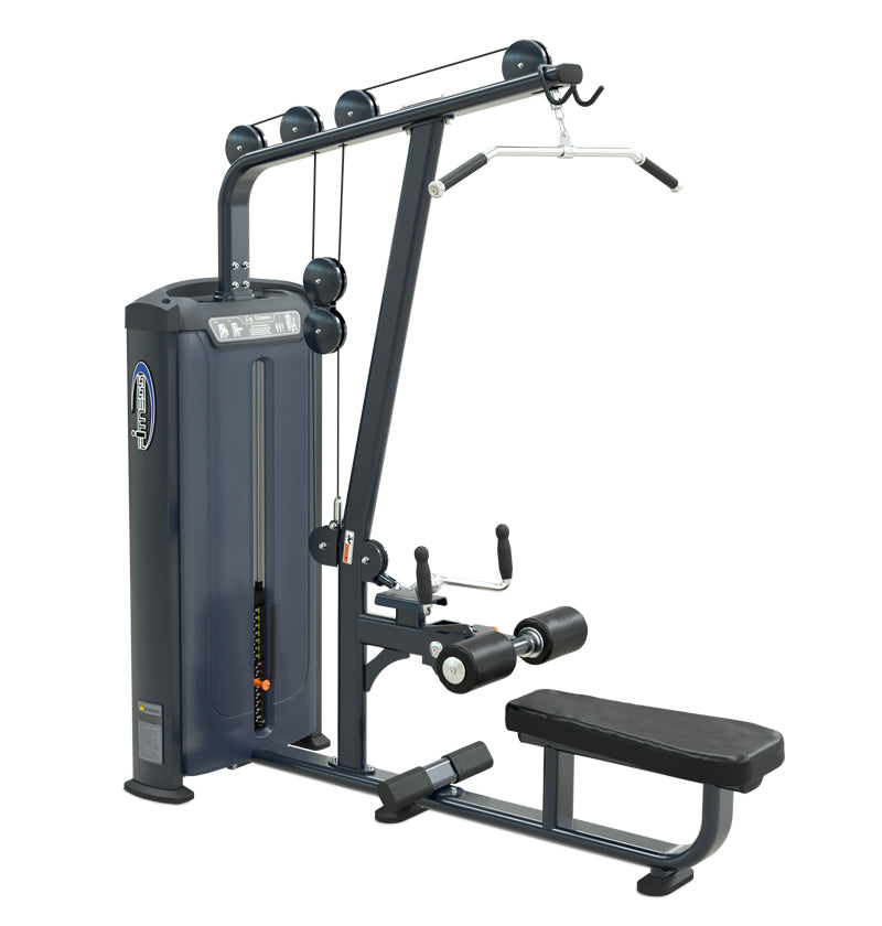 Lat Pull Down Low Row