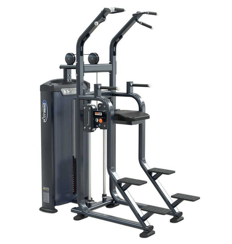 Assisted Chin Dip Machine