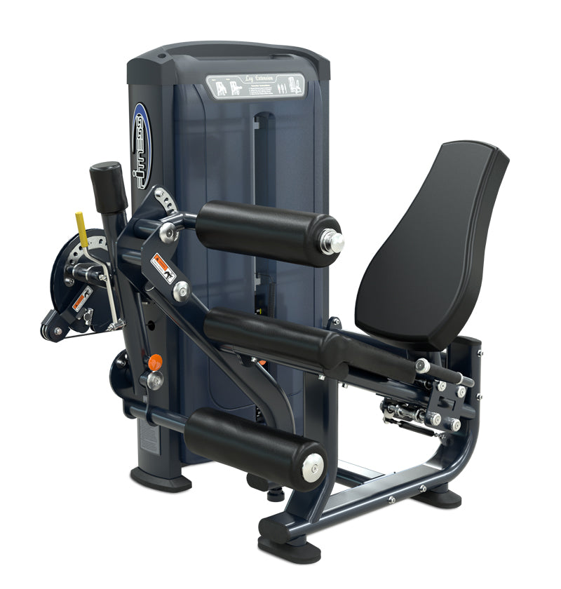 Leg Exstension Leg Curl Machine