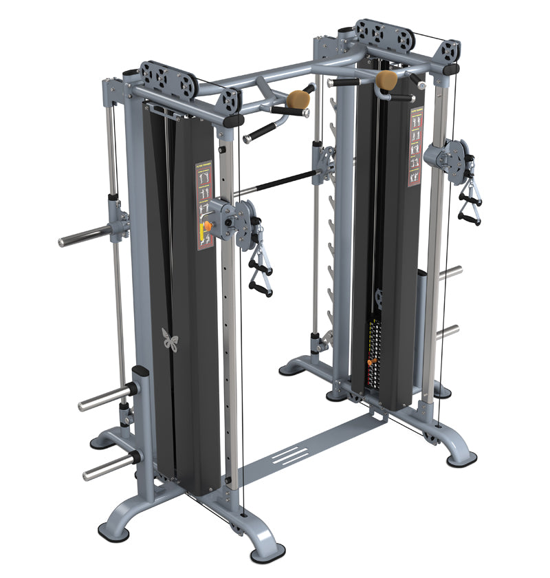PL7366 Smith Functional Trainer PRE ORDER AVAILABLE 6-8 WEEKS FROM ORDER DATE