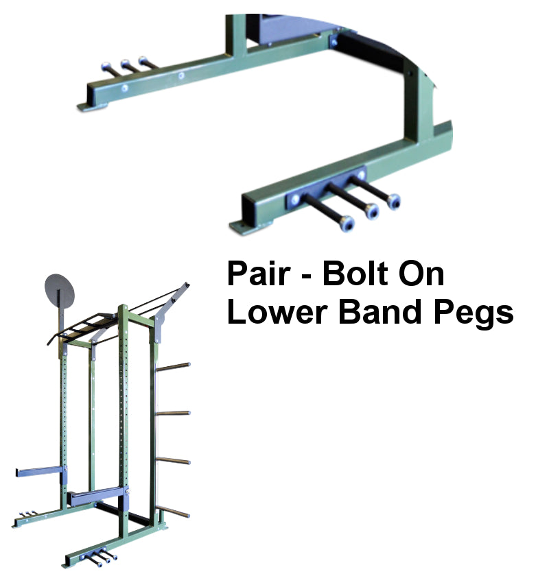 Bolt on Lower Band Pegs
