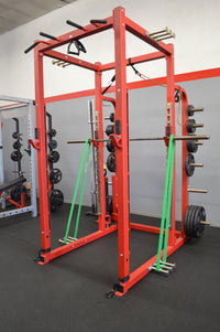 Band Pegs for Squat Rack