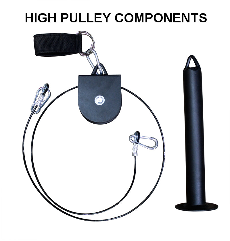 High Pulley Attachment