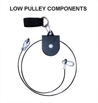 Low Pulley Attachment