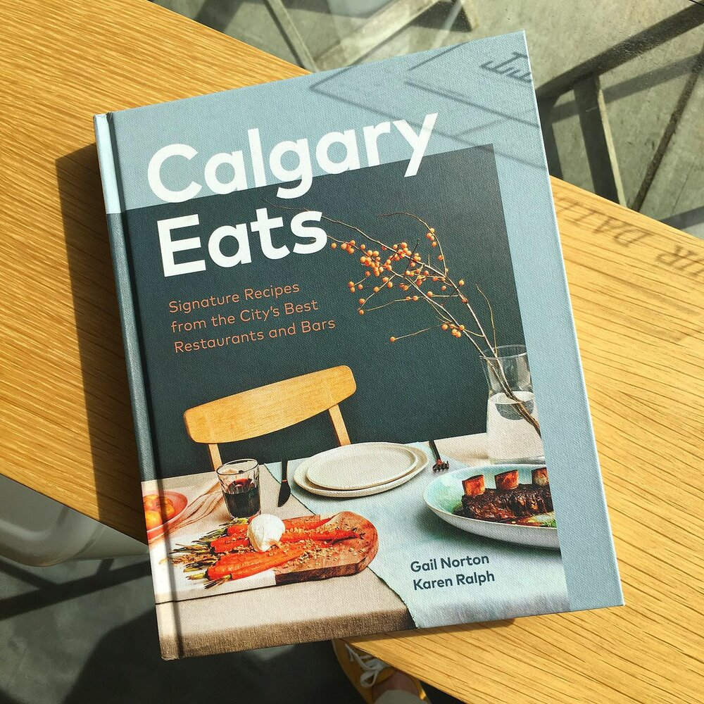 Calgary Eats Cookbook