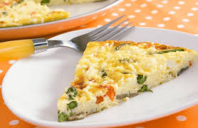 Vegetable Frittata - Gluten Free