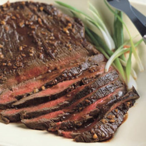 Asian Flank Steak - Gluten Free