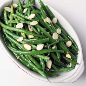 Green Beans with Garlic Butter