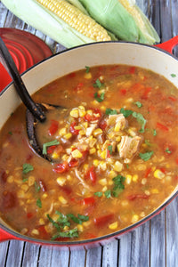 Soup - Chicken and Corn