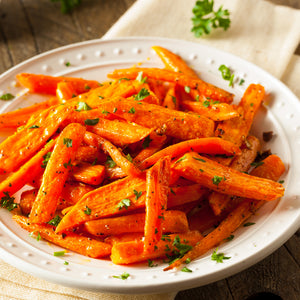 Maple Glazed Carrots - Gluten Free