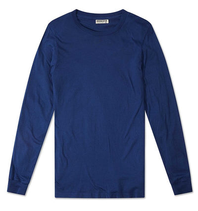 Long Sleeve Crew | Supima Cotton & MicroModal