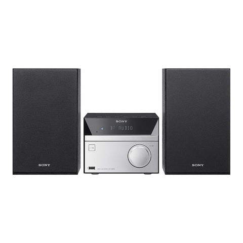 Sony CMT-SBT20B | DAB Hi-Fi System with BLUETOOTH®
