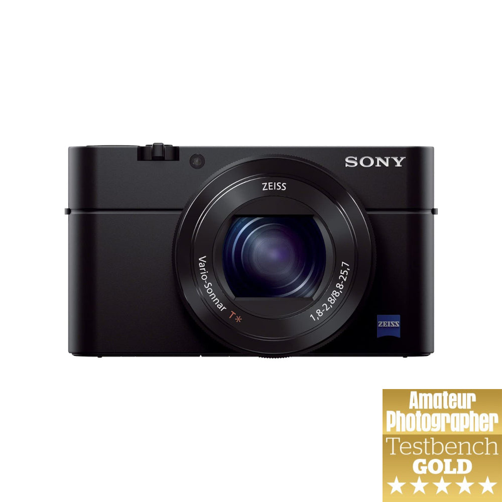 Sony DSC-RX100M3 | Pocket Sized Cybershot Digital Camera