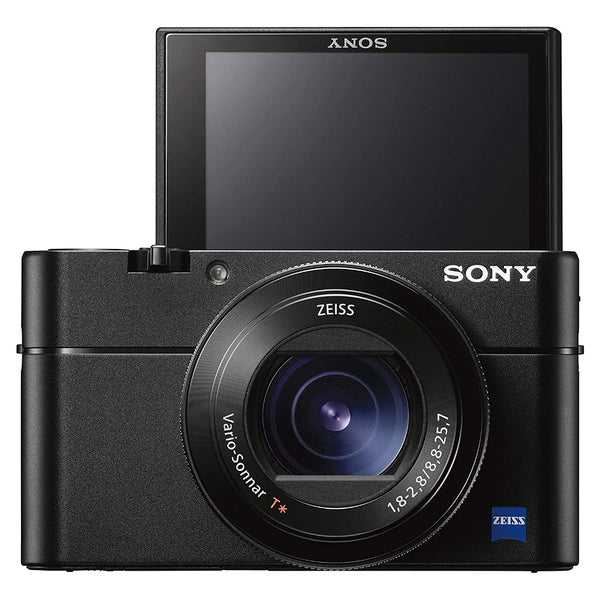 Sony DSC-RX100M5A | Compact camera with superior AF performance