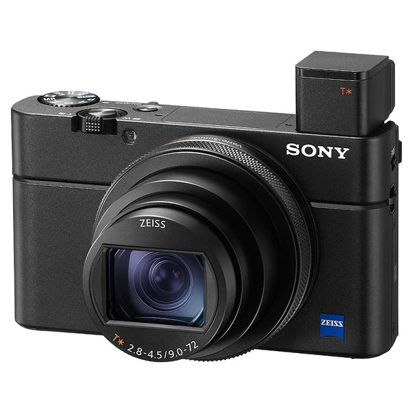 Sony DSC-RX100M6 | Compact Camera Broad zoom and Superfast AF