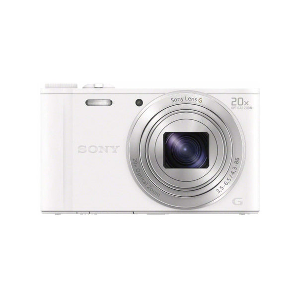 Sony DSC-WX350 | Digital Compact Camera with Wi-Fi and NFC