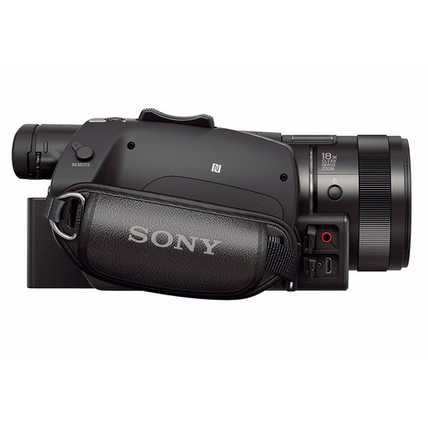 Sony FDR-AX700 | 4K HDR Camcorder with Fast Hybrid AF