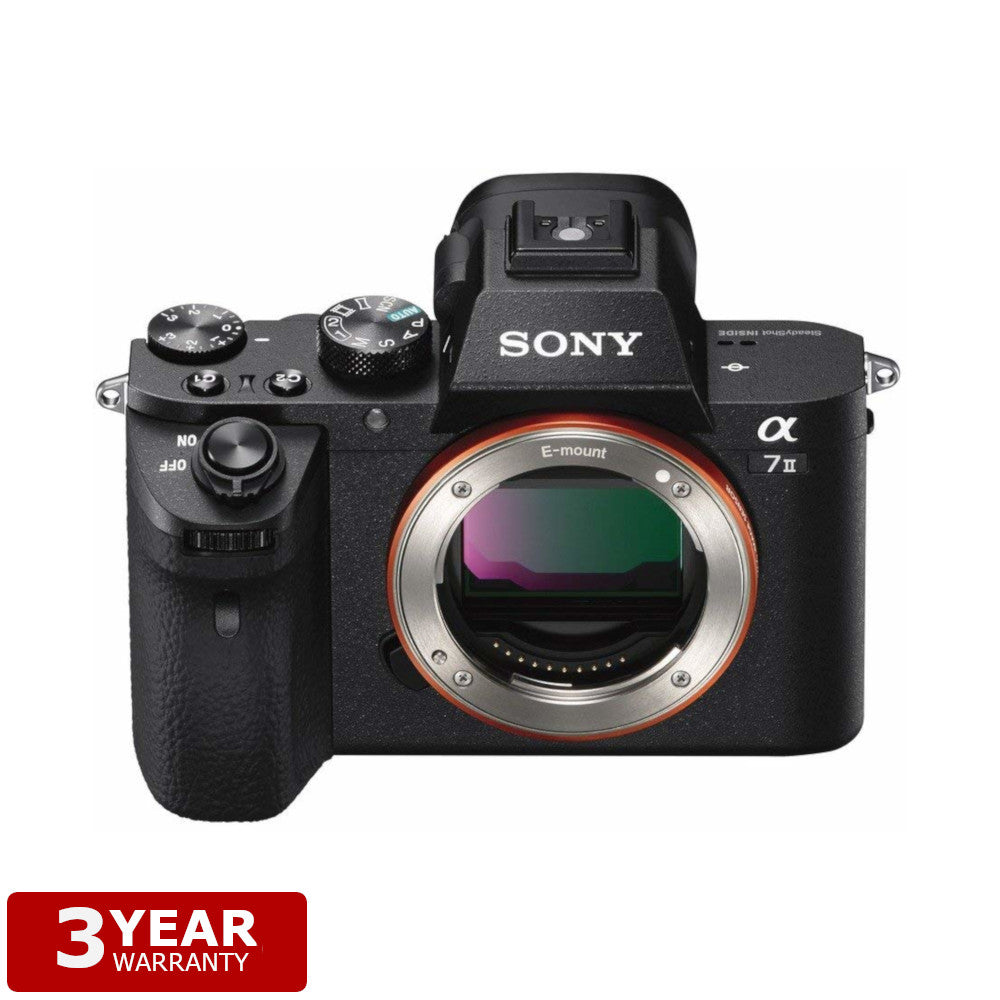 Sony ILCE-7M2 | α7 II E-mount Camera with Full Frame Sensor