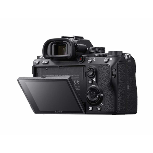 Sony ILCE-7M3 | α7 III Camera with 35mm Full-Frame Image Sensor