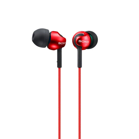 Sony MDR-EX110AP | Earphones with Smartphone Control