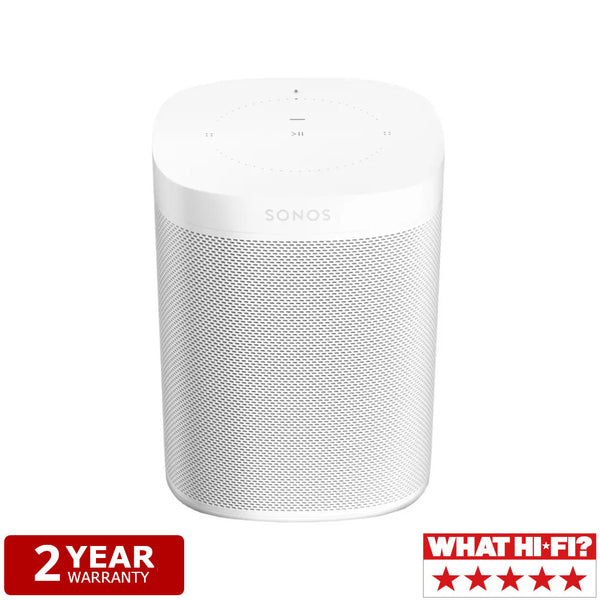 Sonos One (Gen 2) | The Voice Speaker for Music Lovers