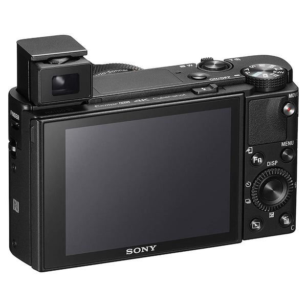 Sony DSC-RX100M7 | Compact Camera Broad zoom and Superfast AF