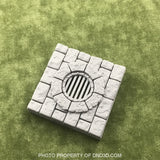 Sewer Tiles Drain