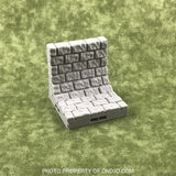 Sewer Tiles Wall
