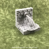 Sewer Tiles Wall Flow-A