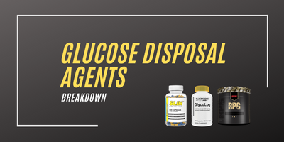 The Best Glucose Disposal Agents For 2021