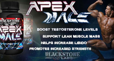 Apex Male Review [Blackstone Labs]