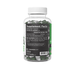 Arachidonic Acid Ingredient Label Enhanced Athlete