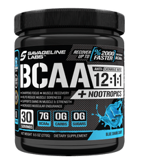 BCAA 12-1-1 With Nootropics