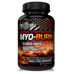 MYO BURN Savage Line Labs