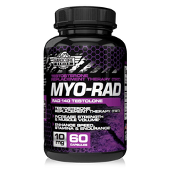 MYO RAD 140 Hardcore Series Savage Line Labs